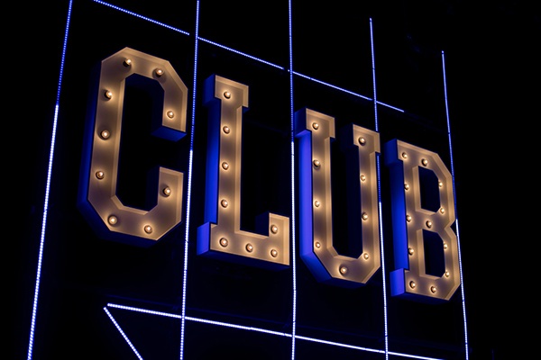 sign for a club